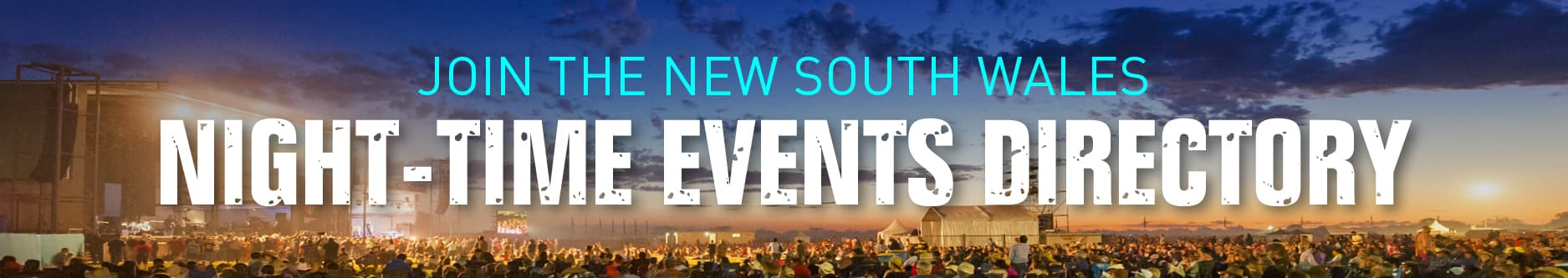 NSW Night time events