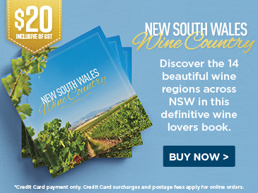 NSW Wine Book