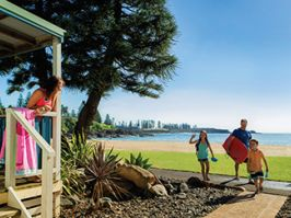 Family Holiday at Kendalls Beach - Kiama