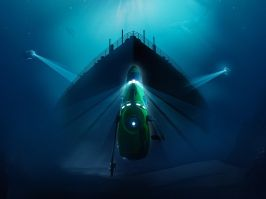 James Cameron: Challenging the Deep