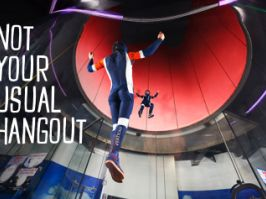 Indoor Skyding at iFLY Downunder