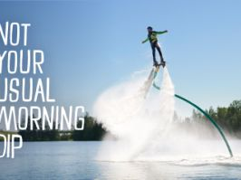 Jetpacking at JetPack Adventures