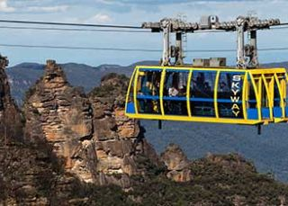 Scenic Skyway, Katoomba