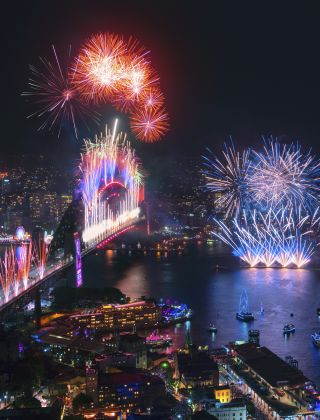 Sydney Harbour New Year's Eve