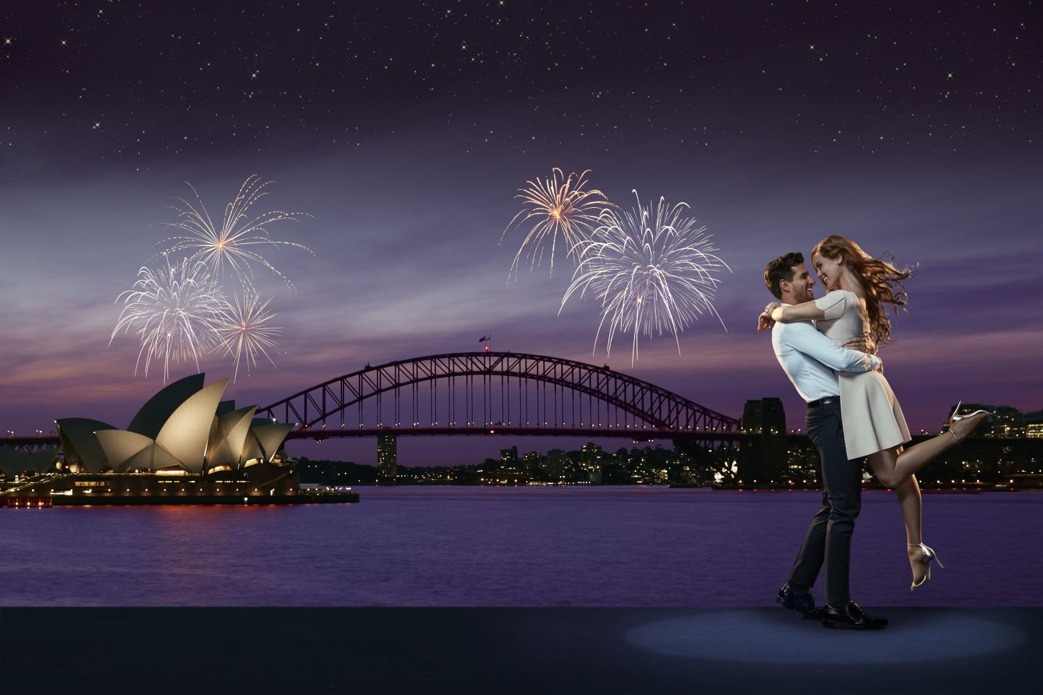 HANDA OPERA ON SYDNEY HARBOUR- LA BOHÈME