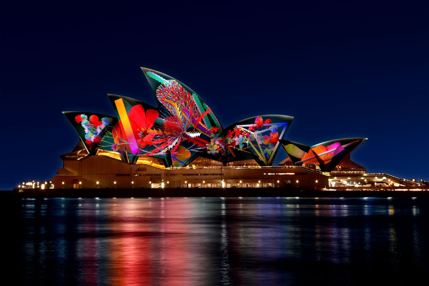 VIVID SYDNEY - LIGHT, MUSIC AND IDEAS