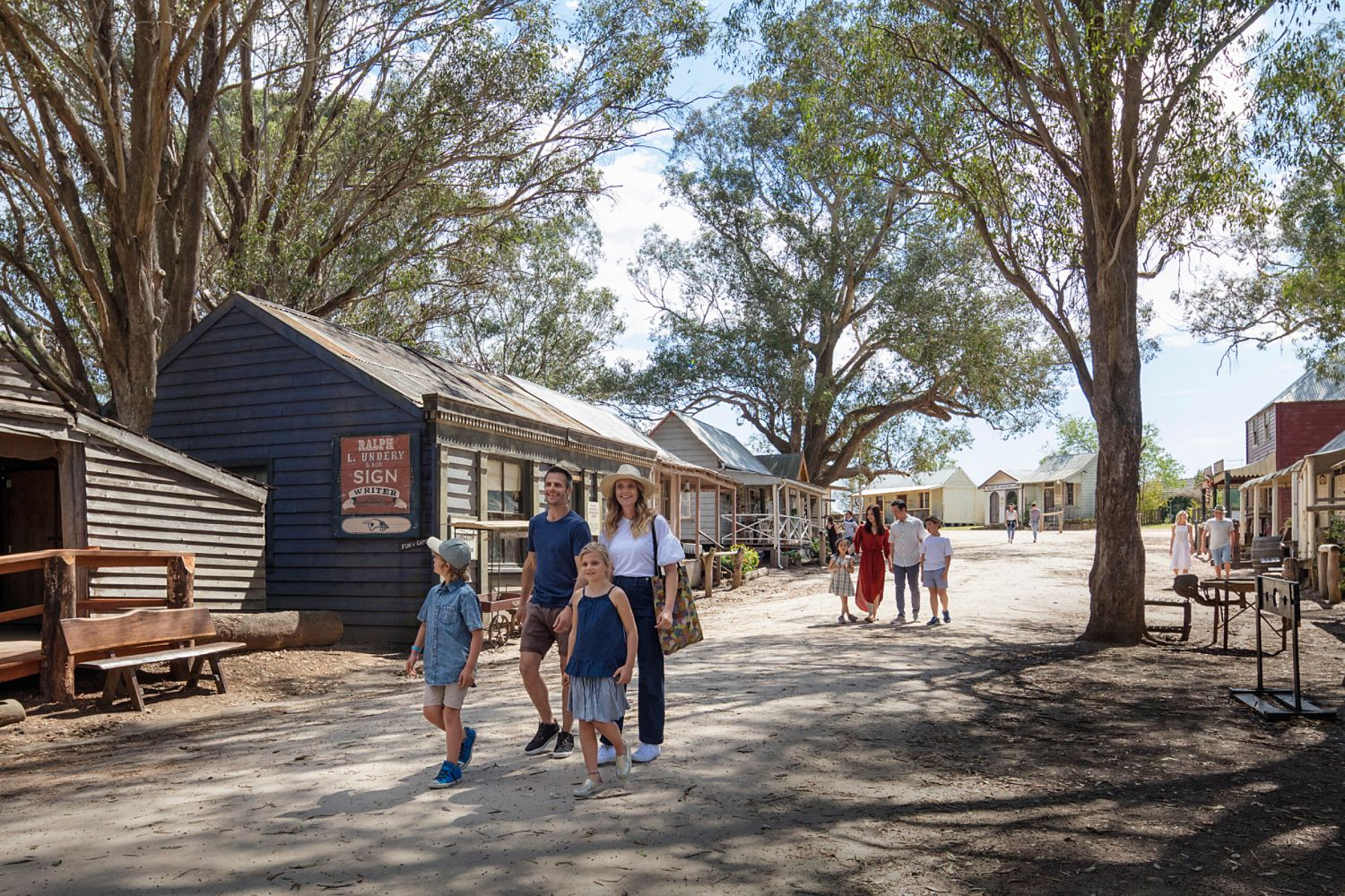 Australiana Pioneer Museum, Wilberforce