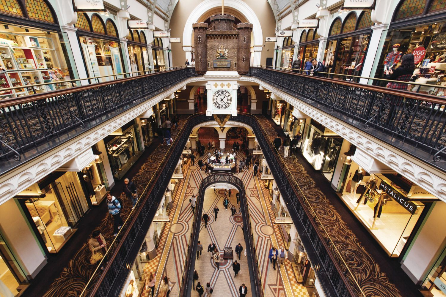 finest selection 687c6 ad484 Shopping in Sydney | Sydney Shopping Centres, Markets & More