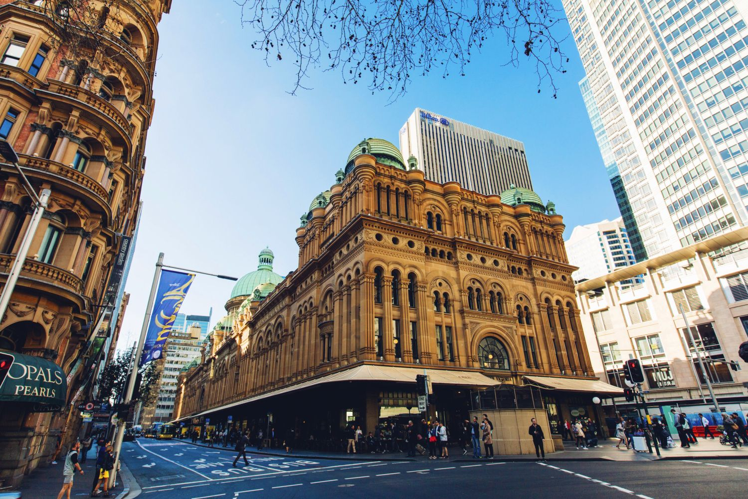 Sydney City Centre Attractions - Attractions and Activities