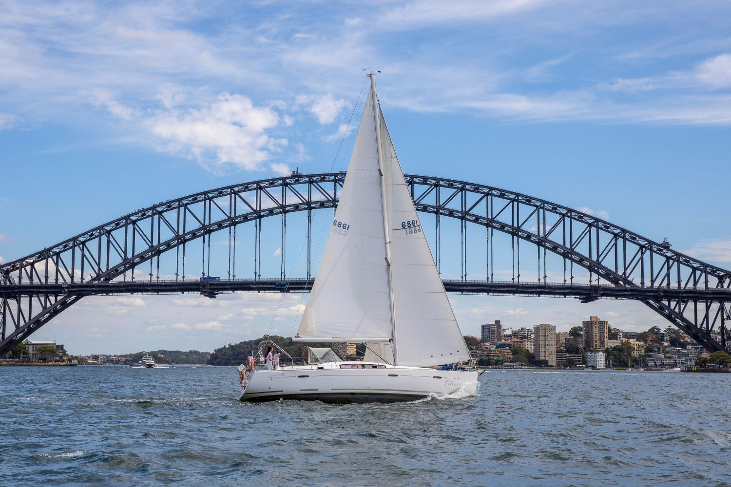 Lunch and Dinner Cruises on Sydney Harbour