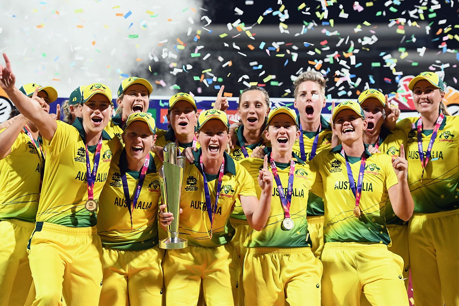 ICC T20 Women's World Cup Australia