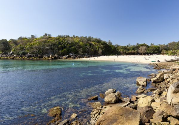view towards Shelly Beach, Manly