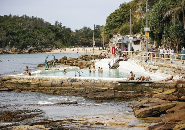 Fairy Bower Ocean Pool - Manly