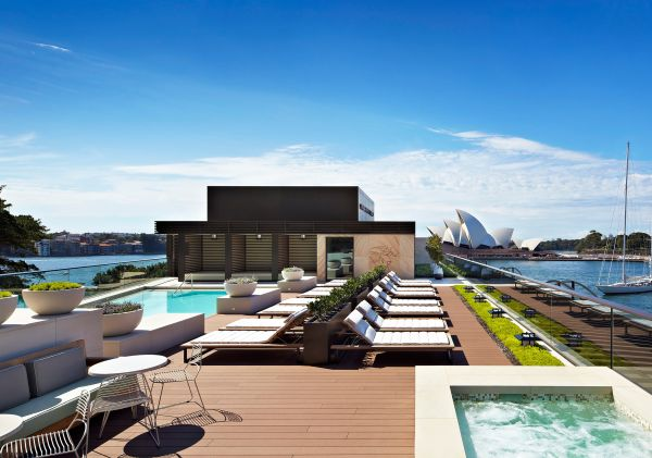 Park Hyatt Sydney. Image Credit: David Mitchener