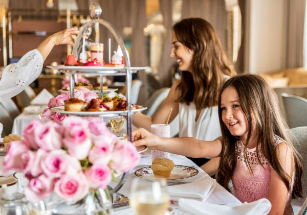 High Tea at The Langham Sydney. Image Credit: The Langham Sydney