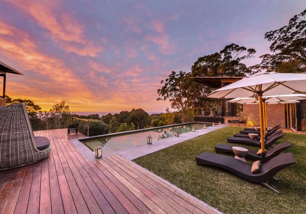 Pool with a view: Spicers Sangoma Retreat