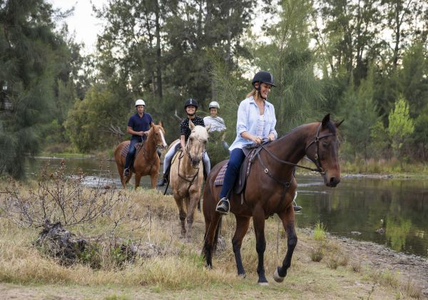Hawkesbury Valley Equestrian Centre