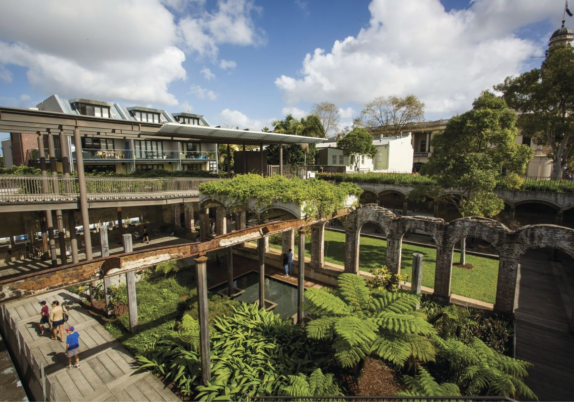 Paddington Reservoir Gardens, Sydney