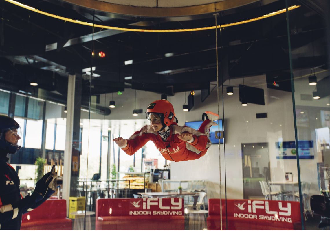 iFly Downunder, Penrith