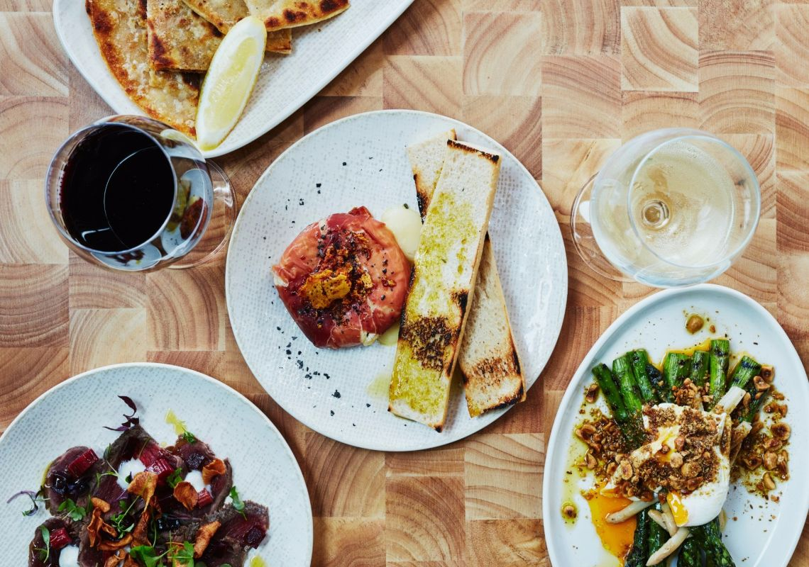 Born by Tapavino - Barangaroo - Food and Wine