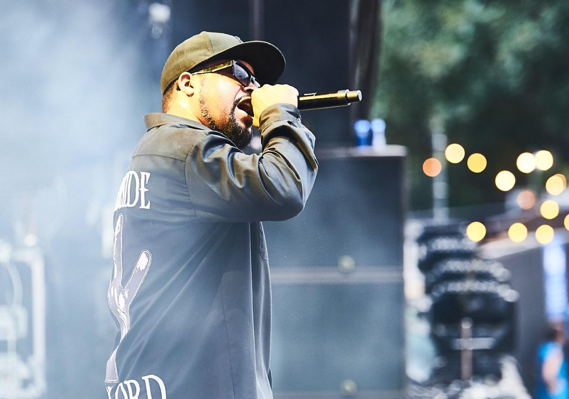 Ice Cube will make his Sydney Opera House debut at Vivid Music 2018