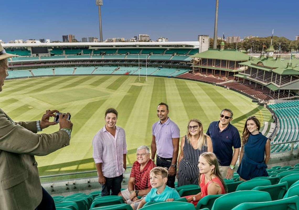 Sydney Cricket Ground (SCG) Tour at Moore Park, Sydney East
