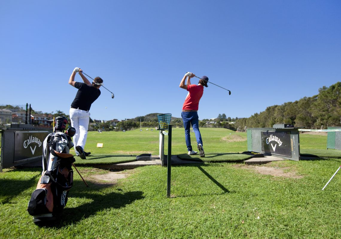 Pittwater Golf Centre in Northern beaches, Sydney North