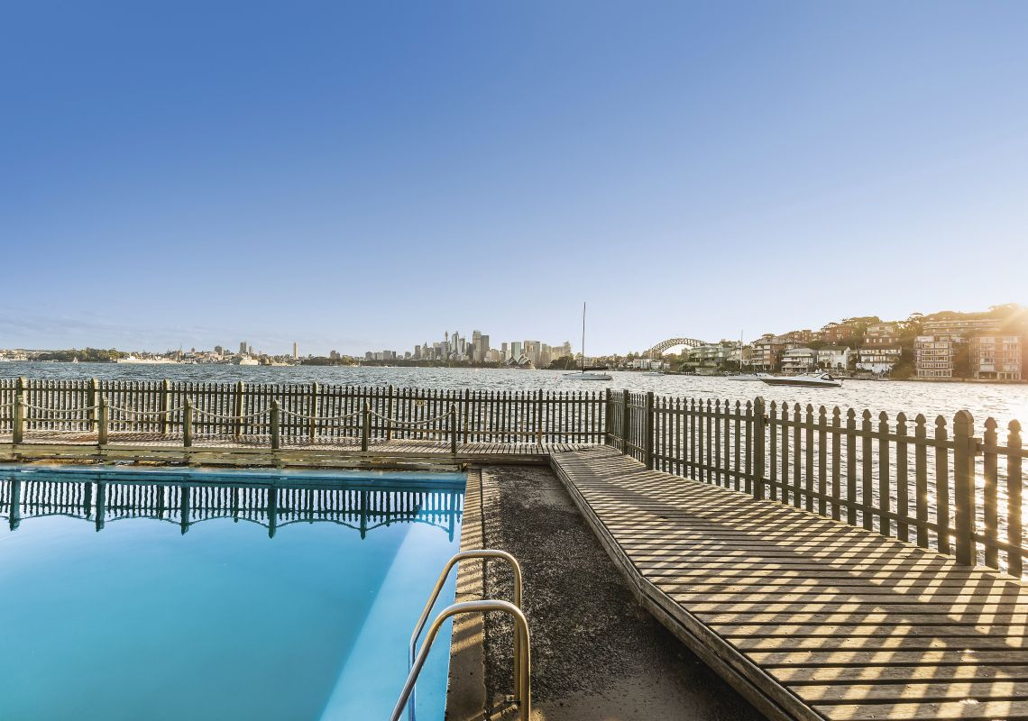 Maccallum Seawater Pool - Cremorne Point - Sydney Harbour Ocean Pool