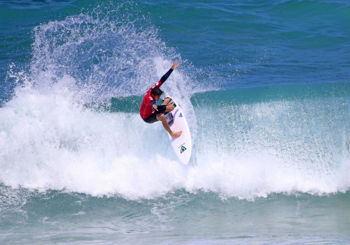 Vissla Sydney Surf Pro at Manly Beach in Manly, Sydney North