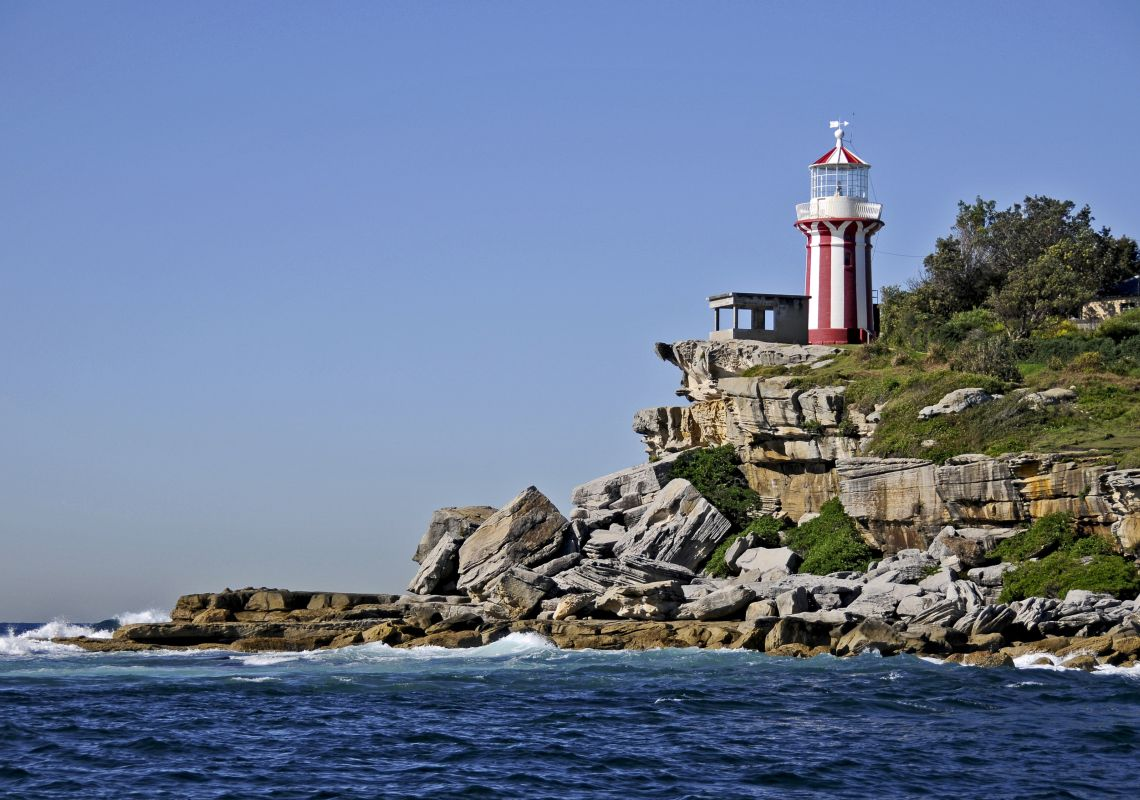 Hornby Lighthouse, South Head of Sydney Harbour
