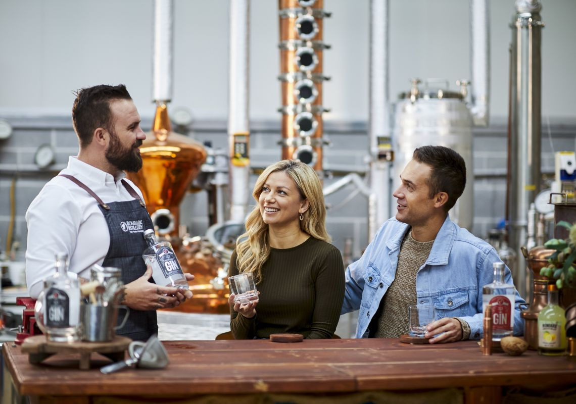 Ironbark Distillery in North Richmond