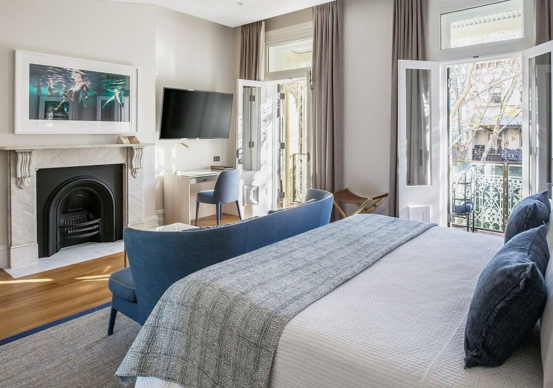 Spicers at Potts Point - Victoria Terrace Suite
