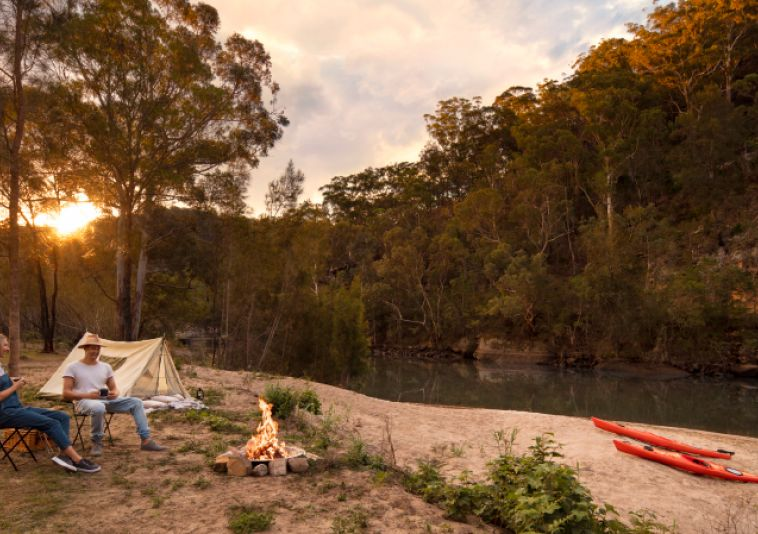 Camping in the Hawkesbury Area