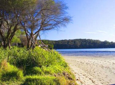 Bundeena - Deeban Spit in the Sutherland Shire