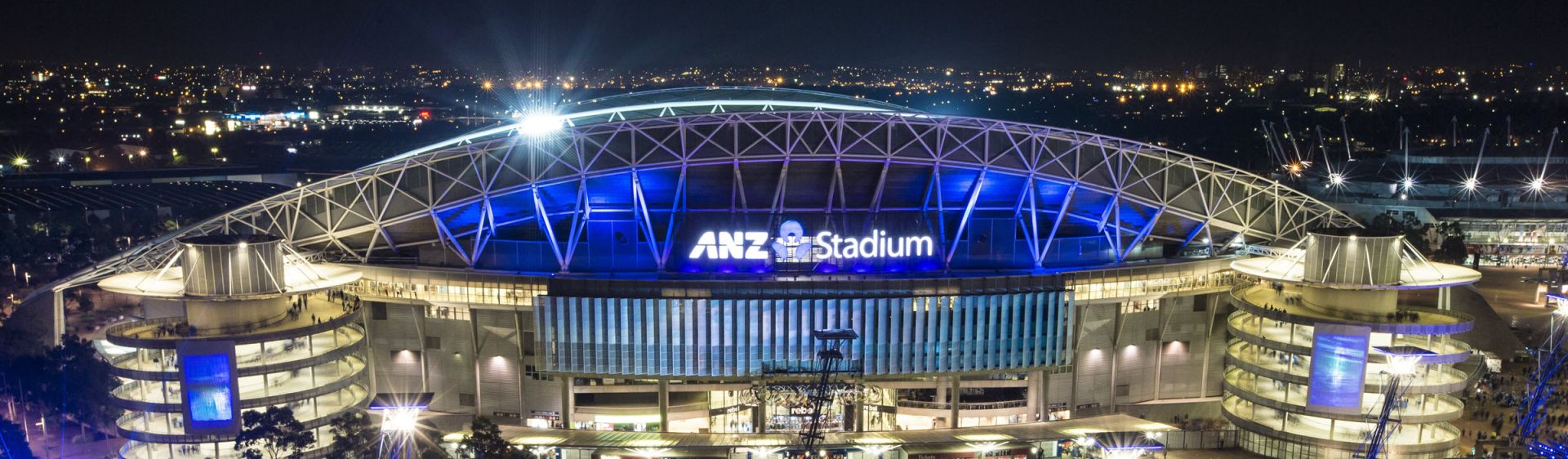 State of Origin Activation, ANZ Stadium