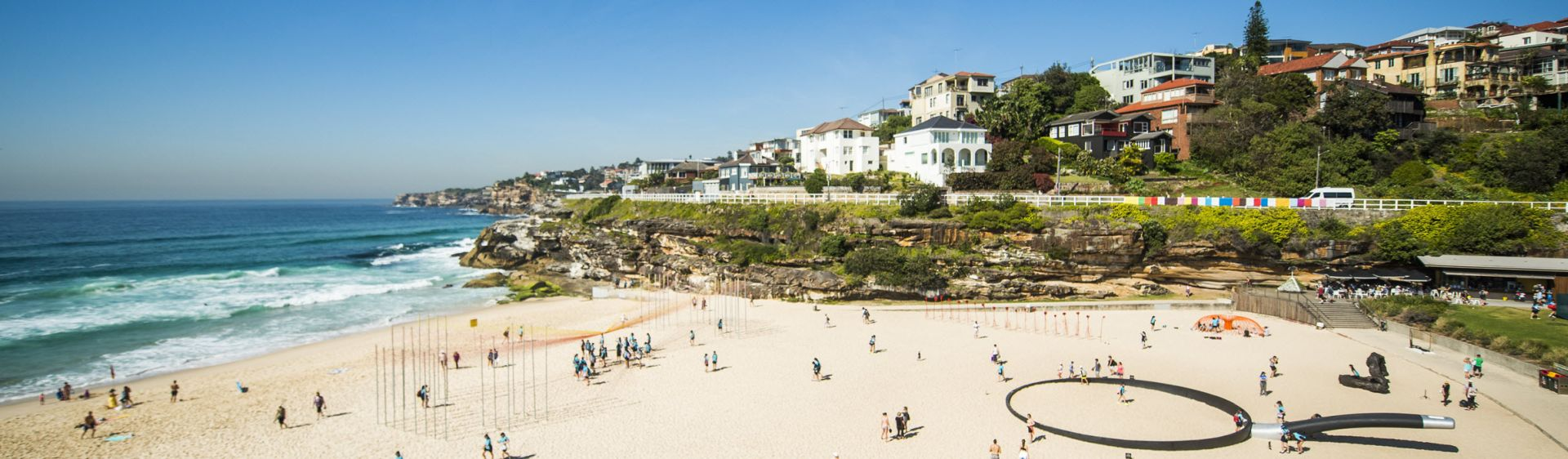 Sculpture by the Sea 2014, Bondi - Tamarama