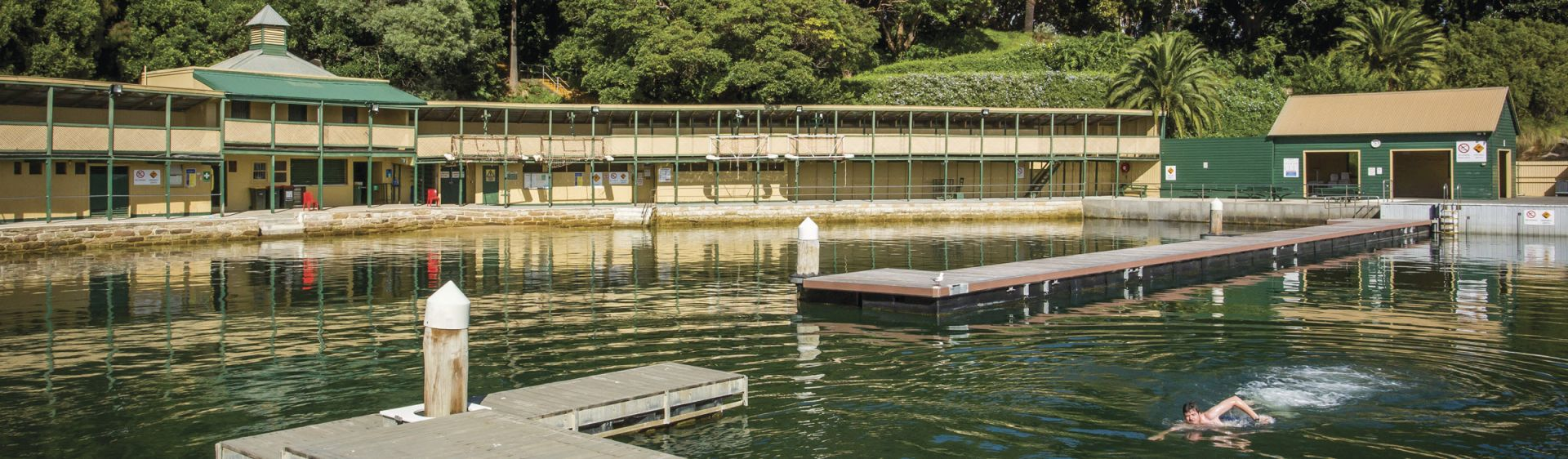 Dawn Fraser Baths, Balmain