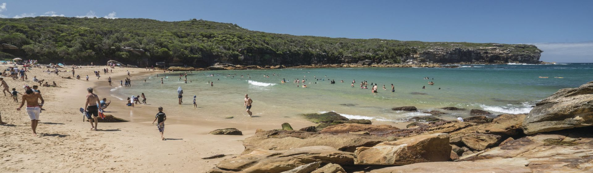 Wattamolla beach, Royal National Park