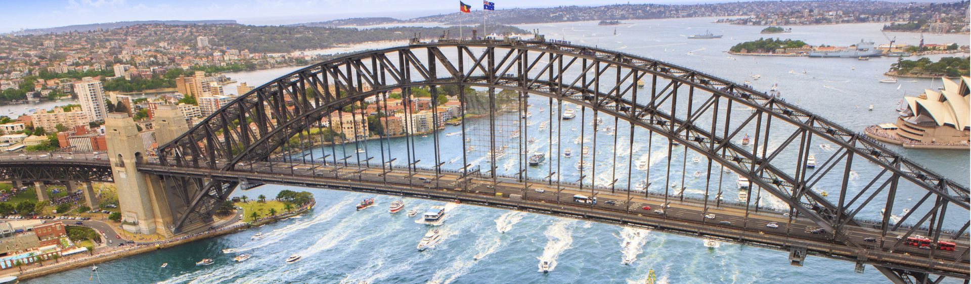 213c8e4ac94d Australia Day Sydney - Public Holiday Events, Attractions & Celebrations
