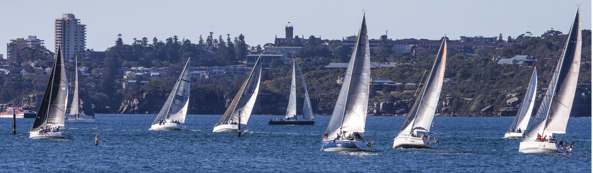 Sailing, Sydney Harbour