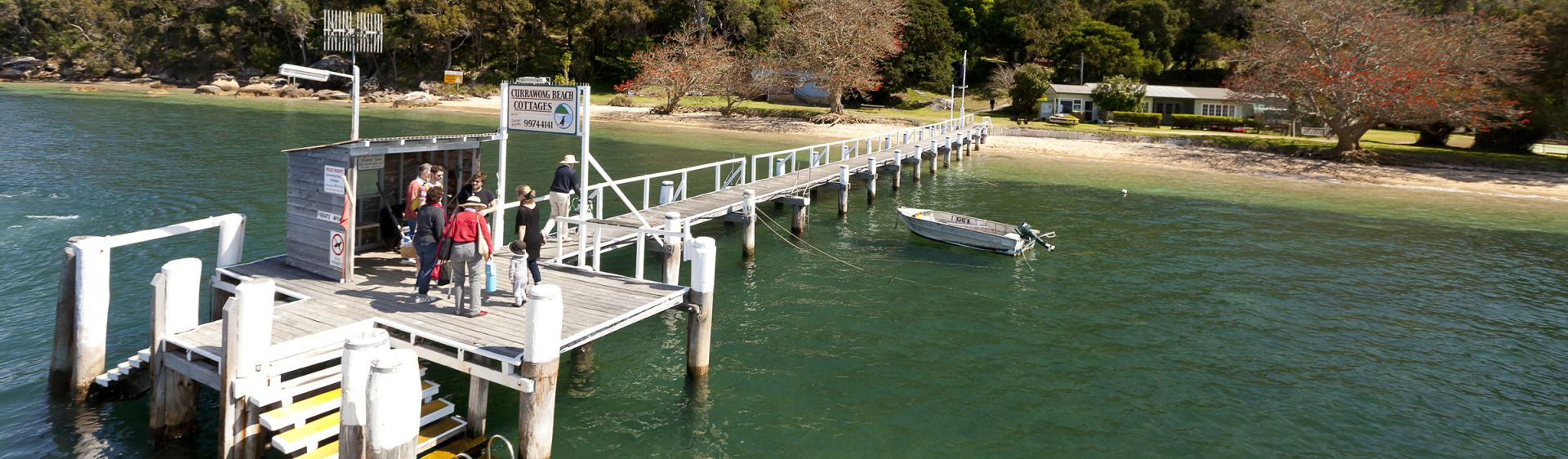 Currawong Beach Cottages - Ku-Ring-Gai Chase National Park