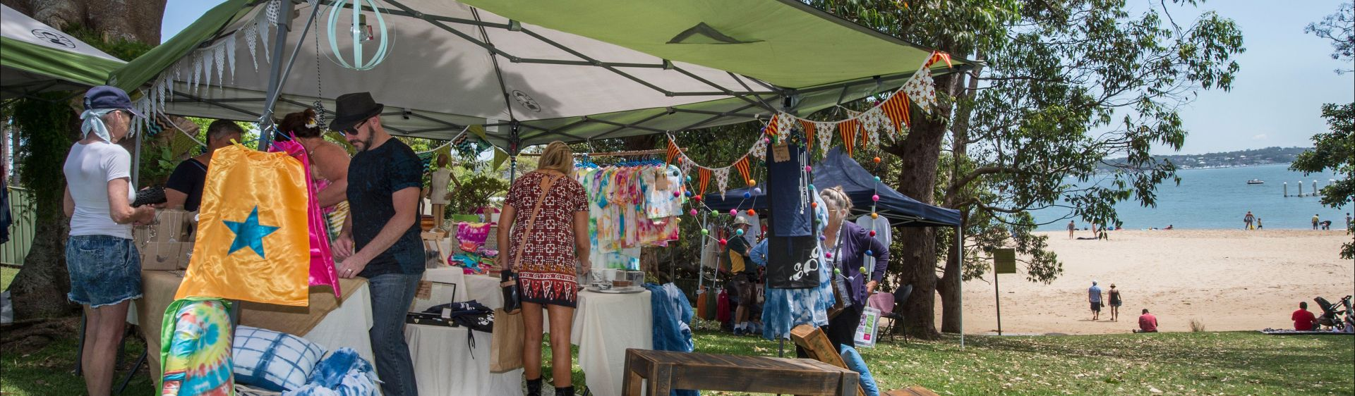Bundeena Saltwater Market, Sydney South