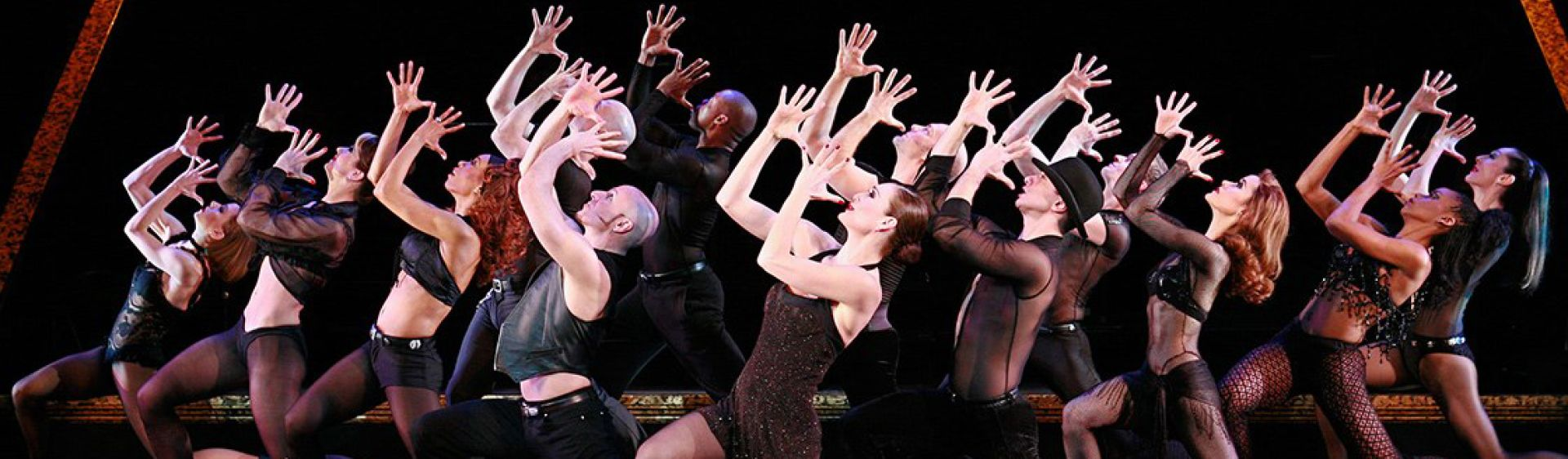 2d16ce398a7c Scene from  Chicago  The Musical