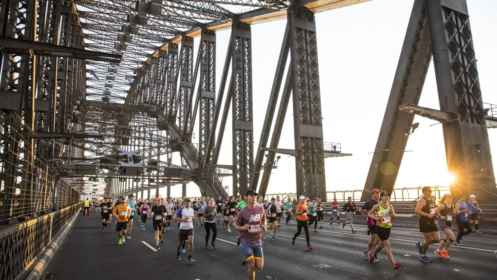 Sydney Running Festival, Sydney Harbour Bridge