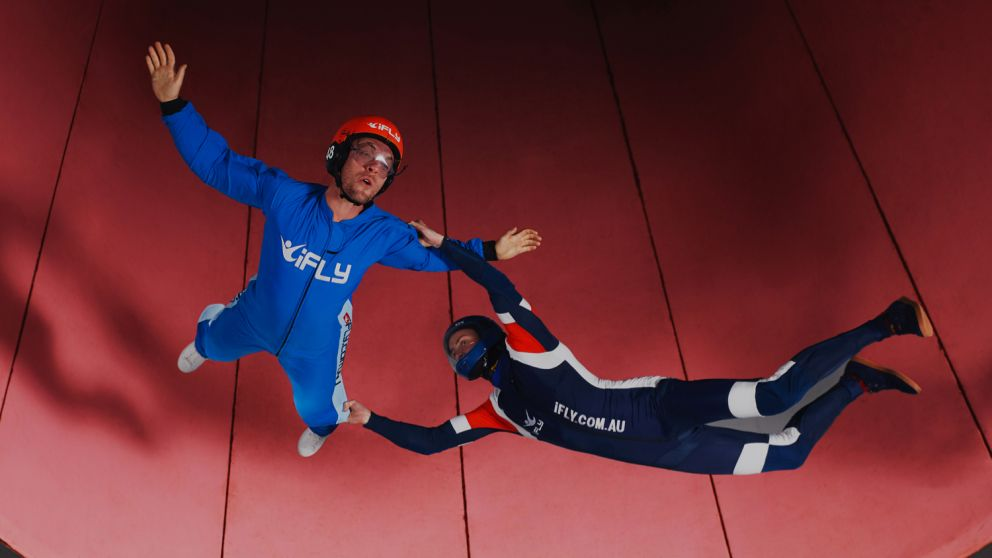 iFly in Penrith NSW