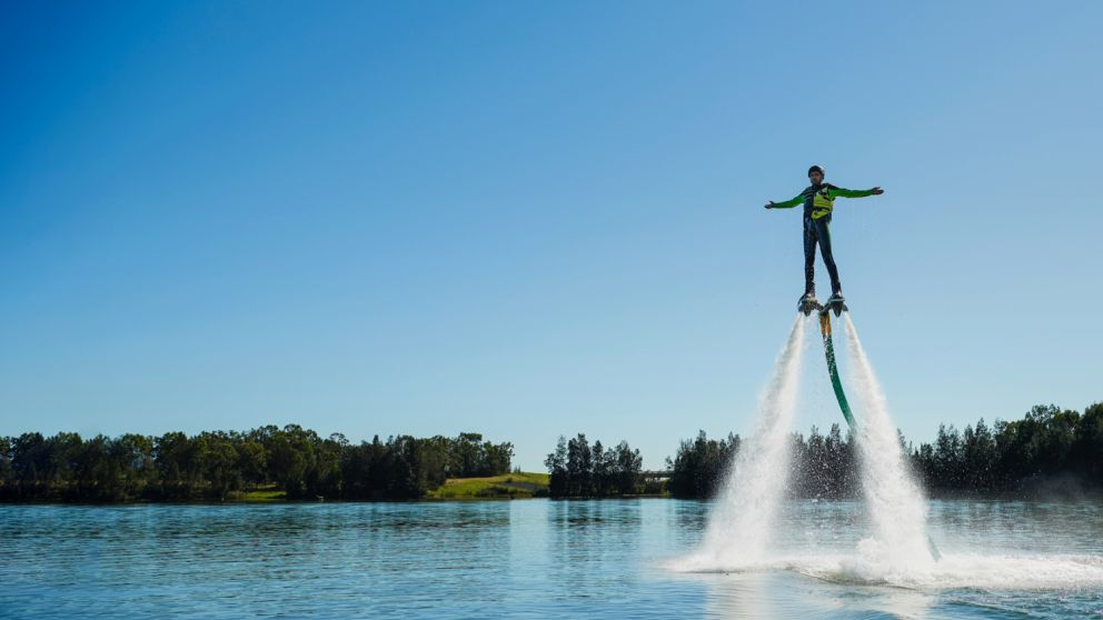 Jetpack Adventuree, Penrith