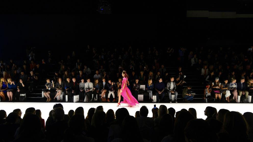Mercedes-Benz Fashion Week Australia at Carriageworks
