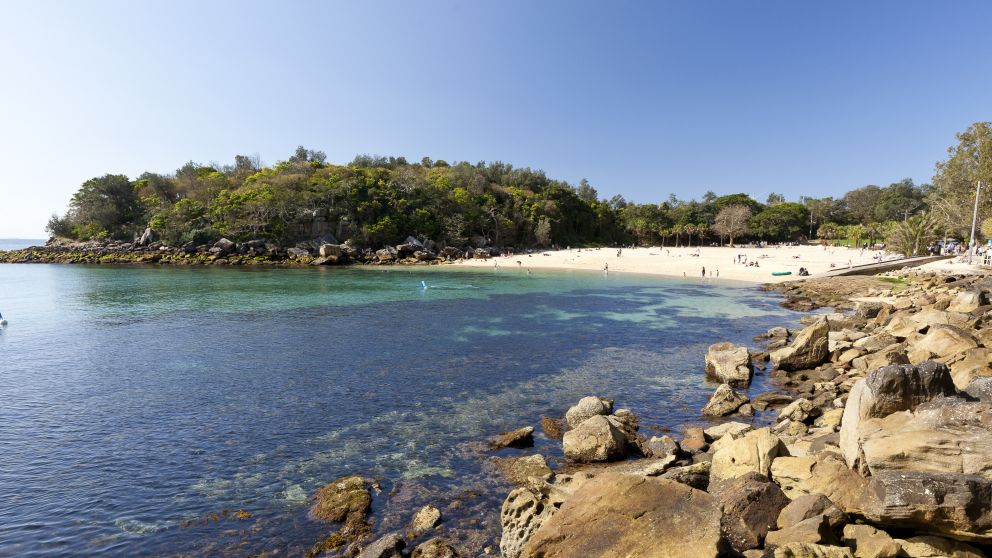 Shelly Beach in Manly