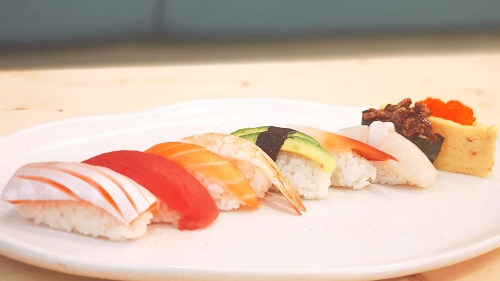 japanese cuisine at Sushi Bar Sapporo in Campbelltown, Sydney West