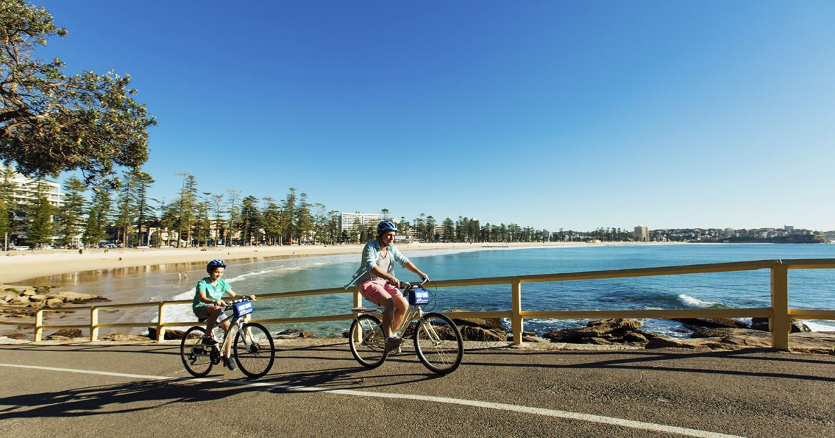 Cycling in Sydney - Biking, Bike Tours & Best Bike Rides